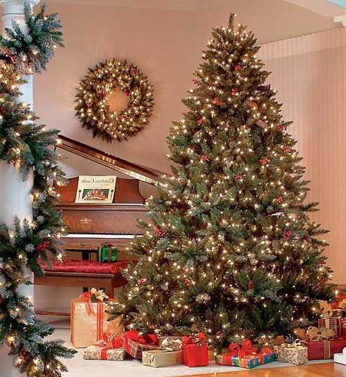 menlo park ace hardware holiday tips and events - Christmas Tree With Lights